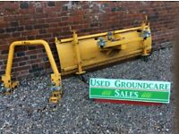 5 ft Snow Plough to fit ATV Truck
