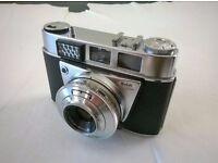 vintage ( 1960s ) retinette 1b 35mm camera