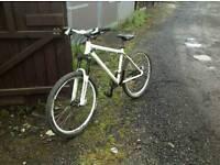 Jump bike pedal bike