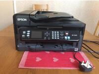 Epson WF-2540 Wi-Fi Printer, Fax, Scanner & Copier