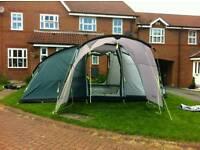 Sunncamp Evolution 600DL Platinum Tent