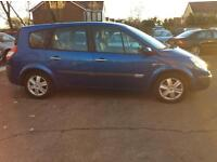 Renault Grand Scenic 1.6 VVT Dynamique 5dr (Euro 4) 7 SEATER