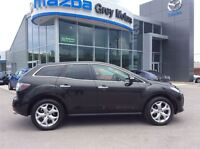 2011 Mazda CX-7 GT, Heated Leather, Power Sunroof, Bluetooth, AW