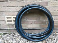 Reinforced Black Rubber Air / Water / High Pressure Hose