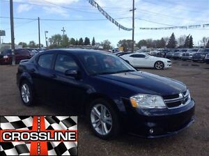 2014 Dodge Avenger SXT | Heated Seats | Low Km's | Affordable |