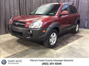 2007 Hyundai Tucson Limited Loaded low kms!