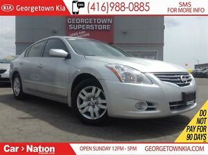 2012 Nissan Altima 2.5 S | POWER OPTIONS | AUX IN | CRUISE |