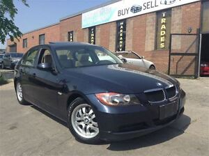 2007 BMW 3 Series 323i | LEATHER | SUNROOF |