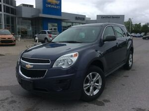2014 Chevrolet Equinox LS | 2.4L FWD| BLUETOOTH | LOW KM |