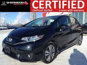 2015 Honda Fit EX-L Navi | HEATED LEATHER | NAVI | BLUETOOTH | S