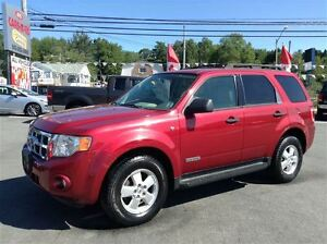 2008 Ford Escape XLT, FWD,NEW SAFETY, ONE OWNER