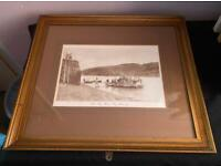 Framed Glazed Truro King Harry's Ferry Boats, 1890' Photograhic Print (Francis Frith Collection).