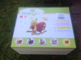 Baby toddler Rocking Horse Toy Still in Box