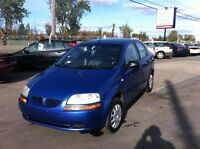 2005 Pontiac WAVE Berline 4 portes de base