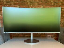 """Samsung Ultrawide 34""""Quad HD / Curved LED Monitor"""