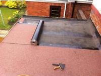 Weaver Industrial Roofing ,felt roofing ,tile repairs,rebed ridge tiles UPVC fascias