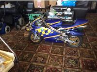 Mini moto racer 50 cc