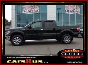 2013 Ford F-150 XLT XTR Package!!!