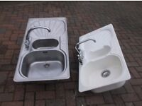 CHOICE OF SINKS, FROM £20 TO £45