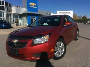 2013 Chevrolet Cruze Cruze LT Turbo | BLUETOOTH | SUNROOF | REMO