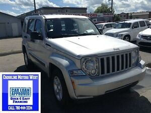 2012 Jeep Liberty 4X4 | Power Options | Great Off Road! |