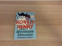 Horrid Henry Francesca Simon Books