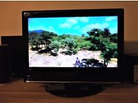FOR SALE SMALL LCD TV TELEVISION