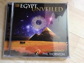 Bellydance Egypt Unveiled cd by Hossam Ramsey and Phil Thornton