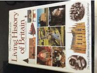 The Country Life Book of the Living History of Britain for sale  Lisvane, Cardiff