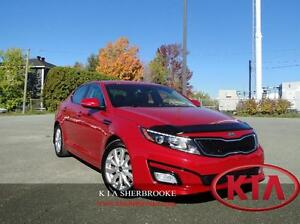 2014 Kia Optima EX ** CUIR / BLUETOOTH **