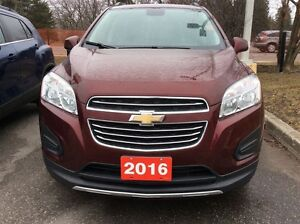 2016 Chevrolet Trax LT | AWD | Sunroof | Bluetooth