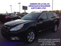 2012 Subaru Outback 2.5I AWD COMMODITÉ,TRANSMISSION CVT,BLUETOOT