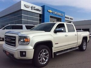 2014 GMC Sierra 1500 SLT | All Terrain | Chrome Wheels & Running