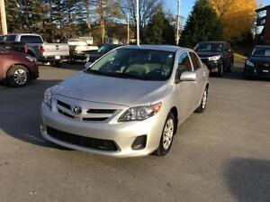 2012 Toyota Corolla CE AUTOMATIC WITH AIR CONDITION