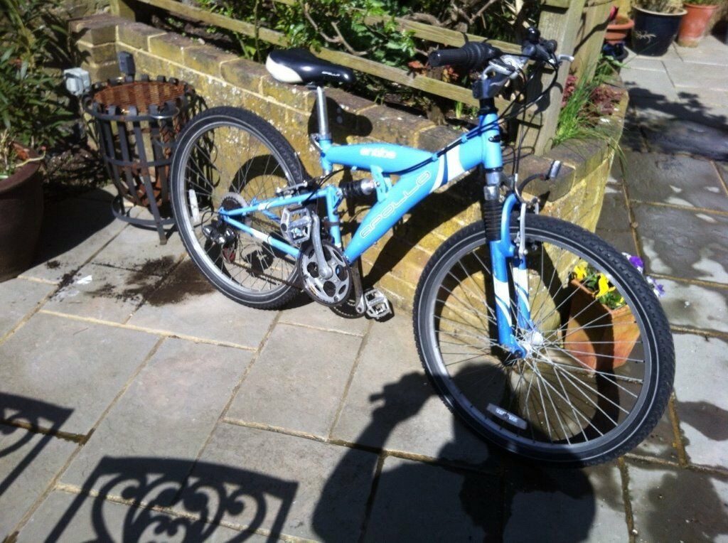 Apollo Entice Womens Bike Blue In Brighton East Sussex Gumtree
