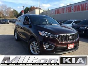 2016 Kia Sorento 2.0L LX+ | BACKUP CAMERA | PUSH BUTTON START