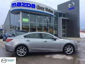 2014 Mazda MAZDA6 GT, Tech package, Heated Leather, P. Sunroof,