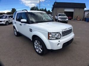 2013 Land Rover LR4 / HSE / LUXURY / 5.0 / TECH PACKAGE