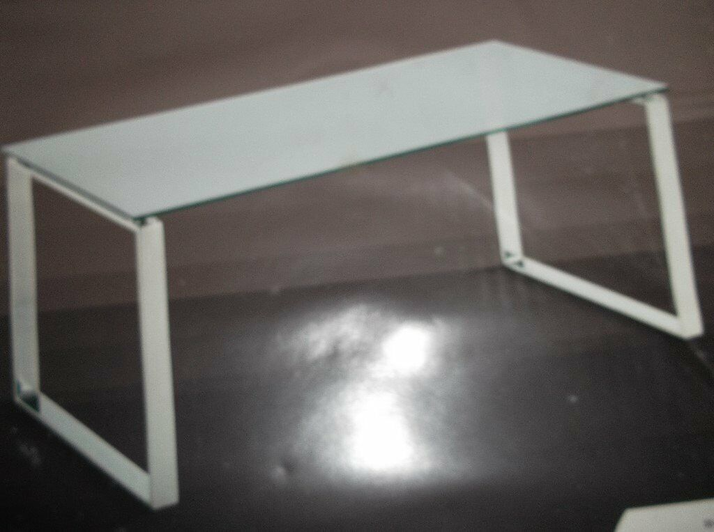 Tesco Monzino Metal Glass Coffee Table In Old Trafford Manchester Gumtree