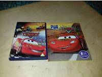 Disney Pixar cars DVD and book