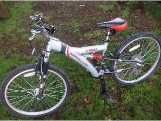 MOUNTAIN BIKE, APOLLO MOUNTAIN BIKE, Apollo mountain bike as per pictures In good clean condition