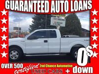 2010 Ford F-150 XLT | 4X4 | SUPERCAB | FINANCING AVAILABLE