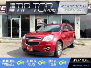 2013 Chevrolet Equinox LT ** Leather, AWD, Bluetooth **