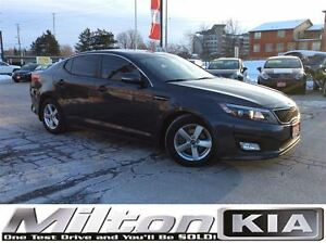 2014 Kia Optima LX | POWER SEAT | ONE OWNER