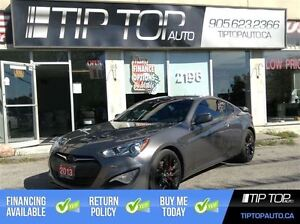 2013 Hyundai Genesis Coupe R-Spec ** 6 Speed Manual, Great Price