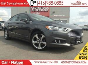 2016 Ford Fusion SE | NAVI | BACKUP | MEM SEATS | CLEAN CARPROOF