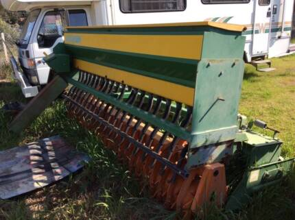 Amazone KE303 Power Harrows