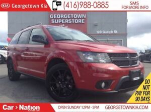 2014 Dodge Journey SXT | HTD SEATS | TOUCH SCREEN | UPGRADED WHE