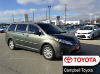 2013 Toyota Sienna XLE LIMITED EDITION NAV DVD DUAL MOON ROOF AL