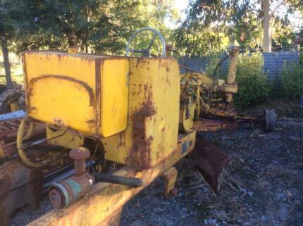 Fiat 640 dt front end loader tractor construction vehicles machenery fandeluxe Gallery